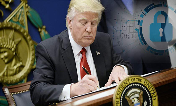 trumps cybersecurity order all federal agencies under one big blanket in the cloud