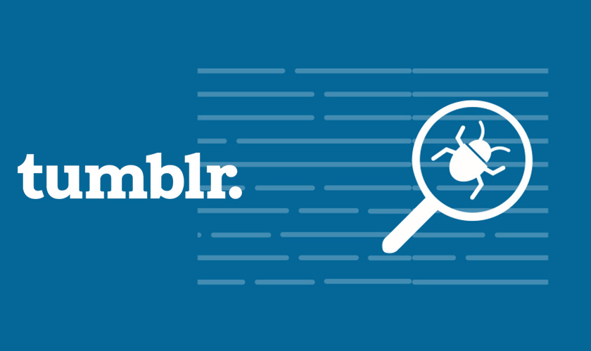 Bug in Tumblr exposes user data