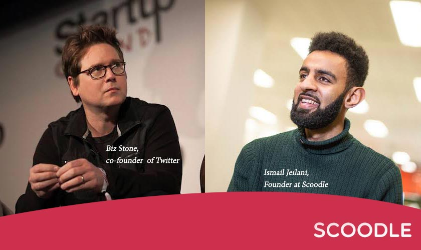 mobile twitter co founder scoodle
