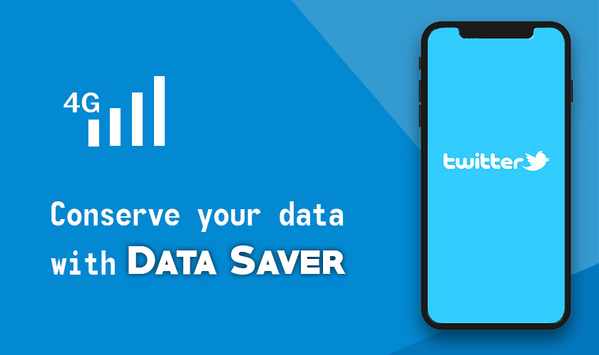 Conserve your data with the new Data Saver feature on Twitter