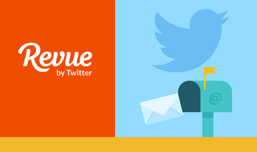 After Revue acquisition, Twitter will integrate newsletters on its site