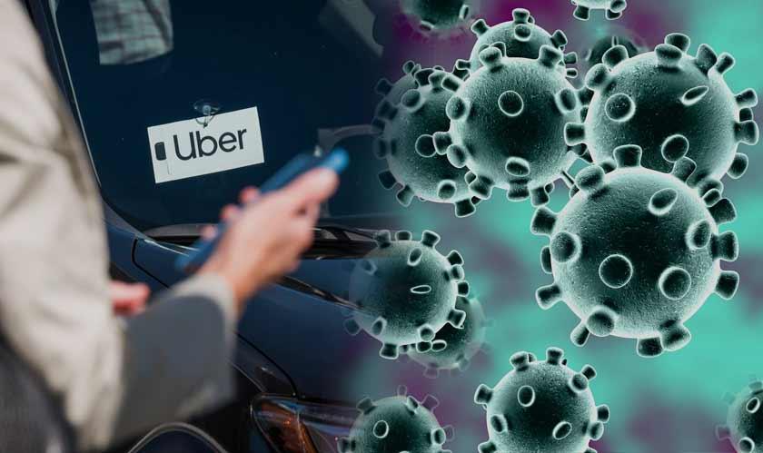 Uber temporarily shuts accounts in Mexico due to Coronavirus
