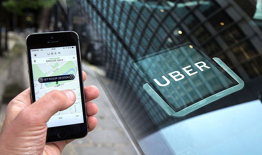 Uber Submits Patent Application for a System that Recognizes Drunken Riders