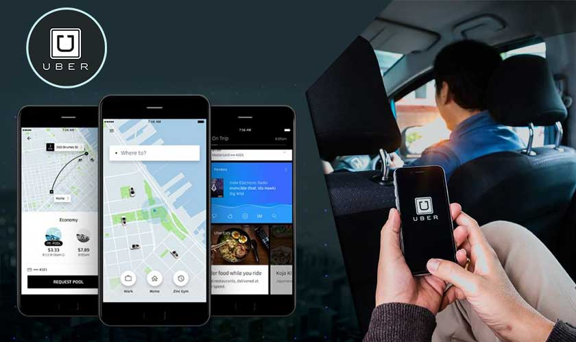 Uber comes up with upgraded features in the app