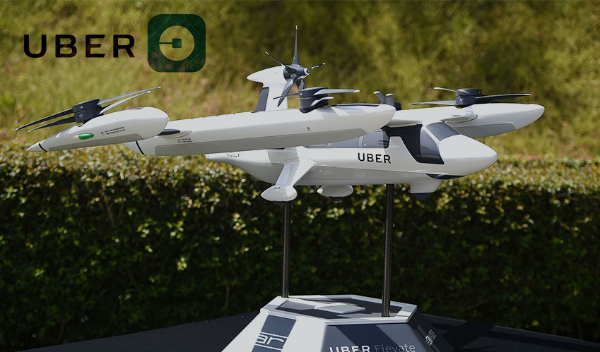 Uber launches Advanced Technologies Center to develop flying taxis