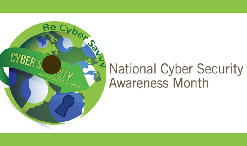 UCSF will commemorate National Cyber Security Awareness Month by holding events