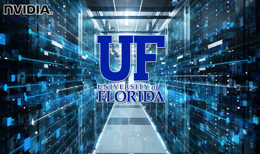 UF is Getting World's Fastest AI Supercomputer in Education