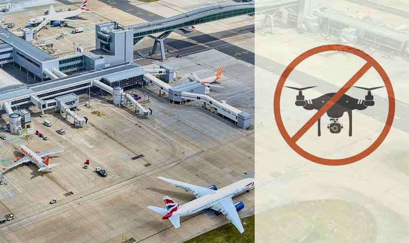 Gatwick and Heathrow get anti-drone technology post security scare