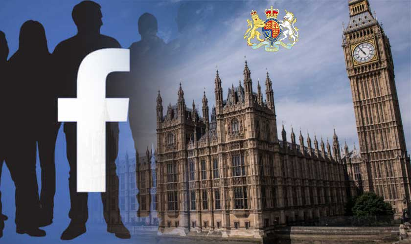 Facebook needs a regulatory body, says the UK government