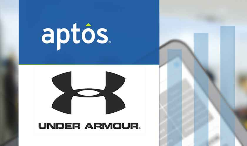 Under Armour witnesses sea change post using Aptos services