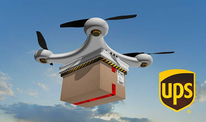 UPS partners Matternet to drone deliver medical supplies in NC