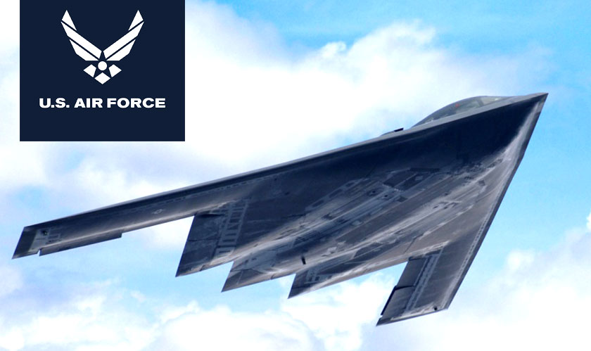 us air force takes it