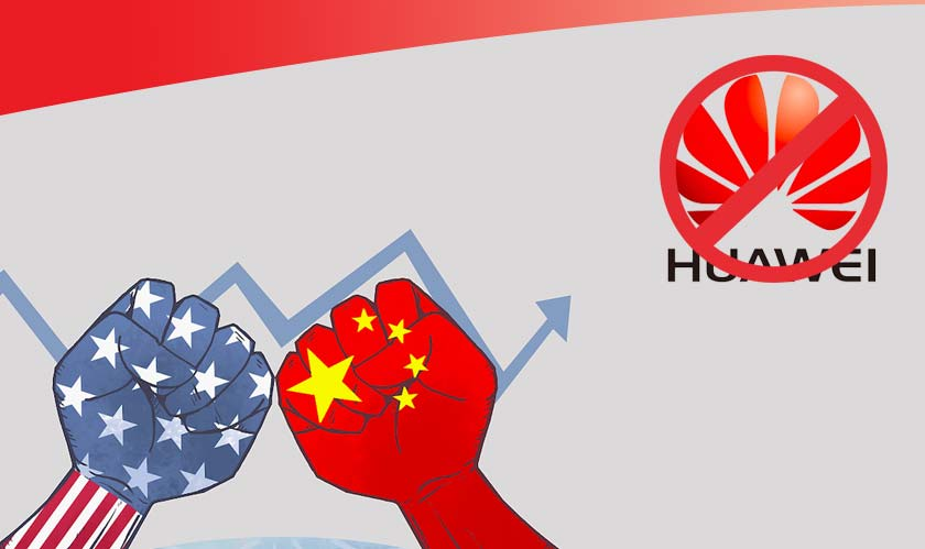 House Passes bill banning government from buying Huawei products