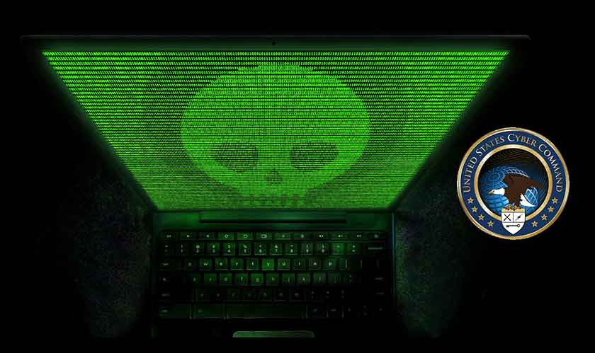US Cyber Command is on a cyber offensive