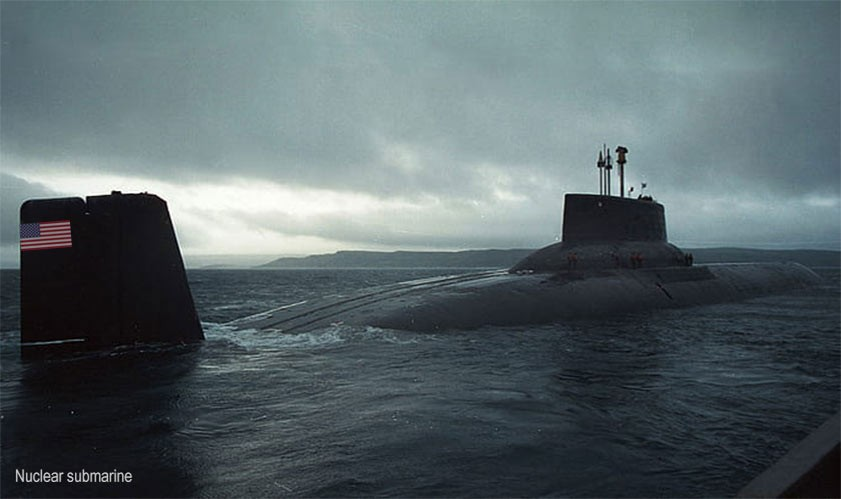 U.S. Navy engineer and wife caught selling nuclear submarine secrets
