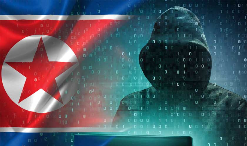 The U.S. imposes sanctions on North Korean hacking groups