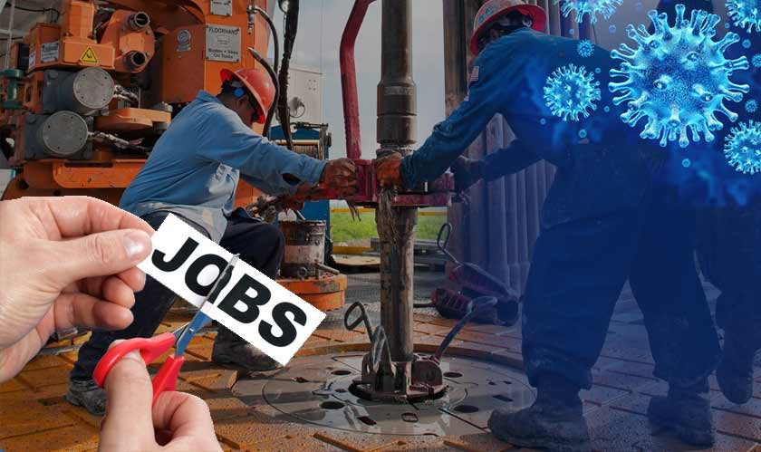 Efforts are being made to restrict climate change and provide employment to oil and gas workers