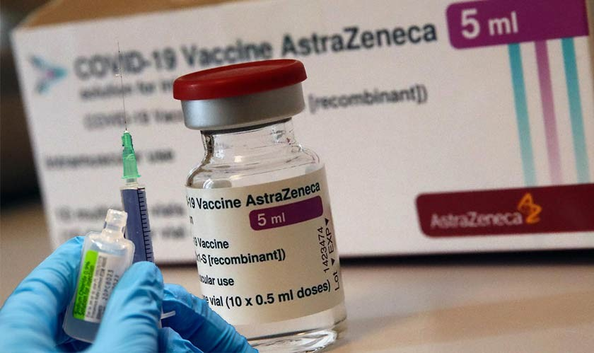 AstraZeneca's COVID-19 vaccine shows 74% efficacy in a large global study