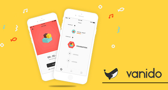 'Vanido' app is now your new personal singing guru!