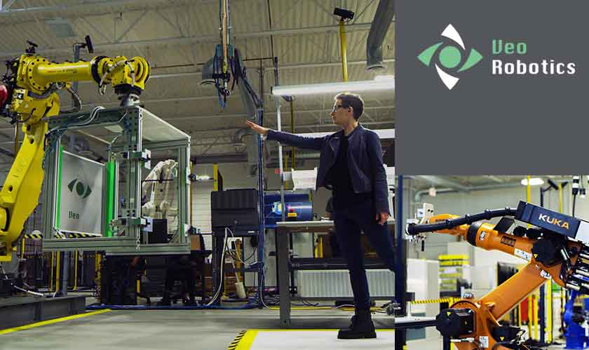 Veo Robotics gets ready to welcome robot workers