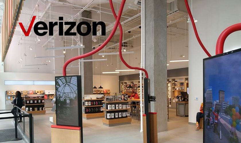 Verizon aims to have retail experience at 200 store locations
