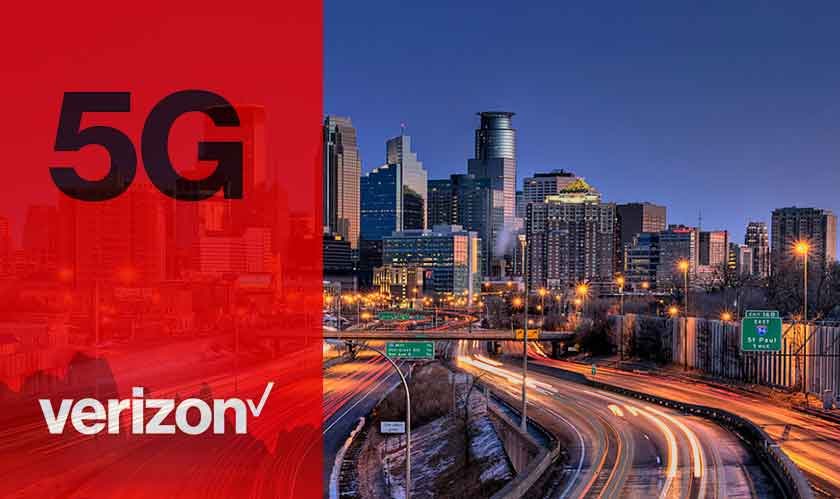 Chicago and Minneapolis are the first cities to get Verizon 5G