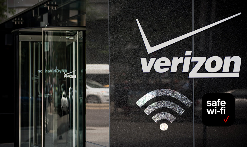 Verizon comes out with a VPN app