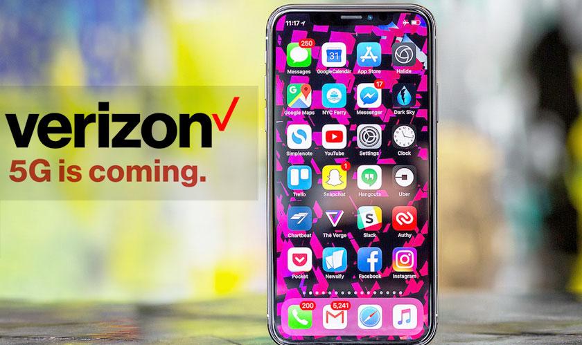 verizon will launch 5g