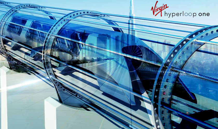 Virgin Hyperloop One and DP World partner to launch DP World Cargospeed