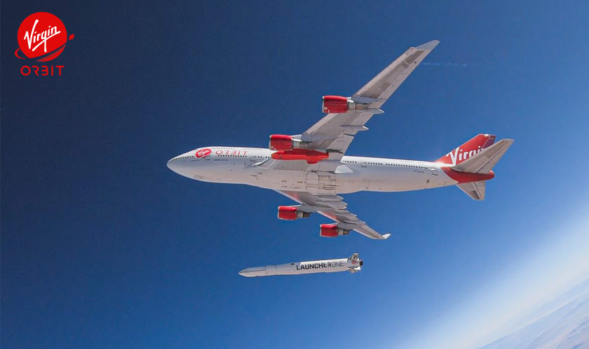 Virgin Orbit Places Its LauncherOne Rocket Into Orbit