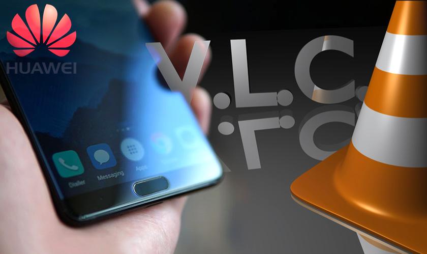 VLC making itself unavailable on Huawei phones