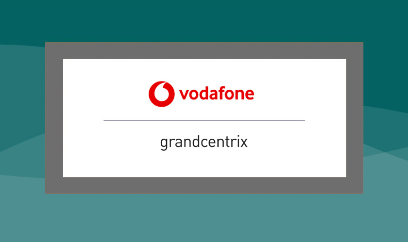 iot vodafone grandcentrix acquisition