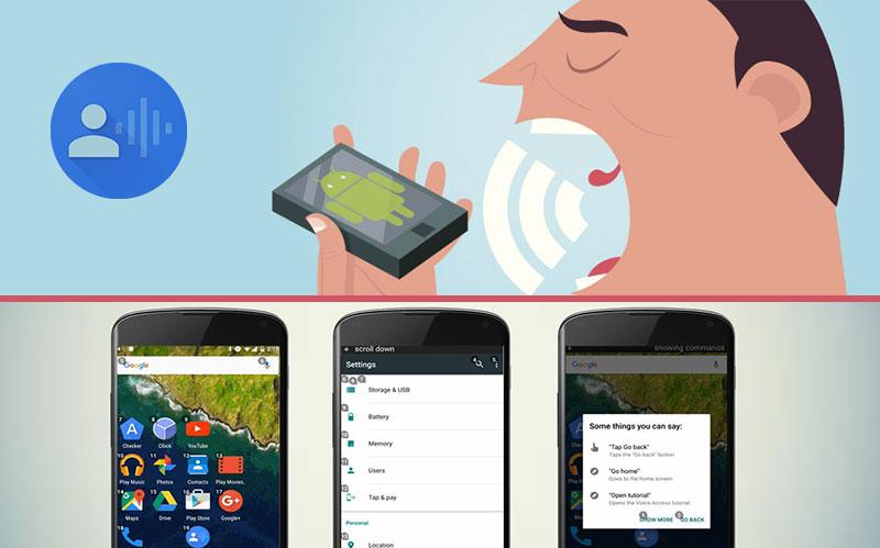 voice access reaches google play