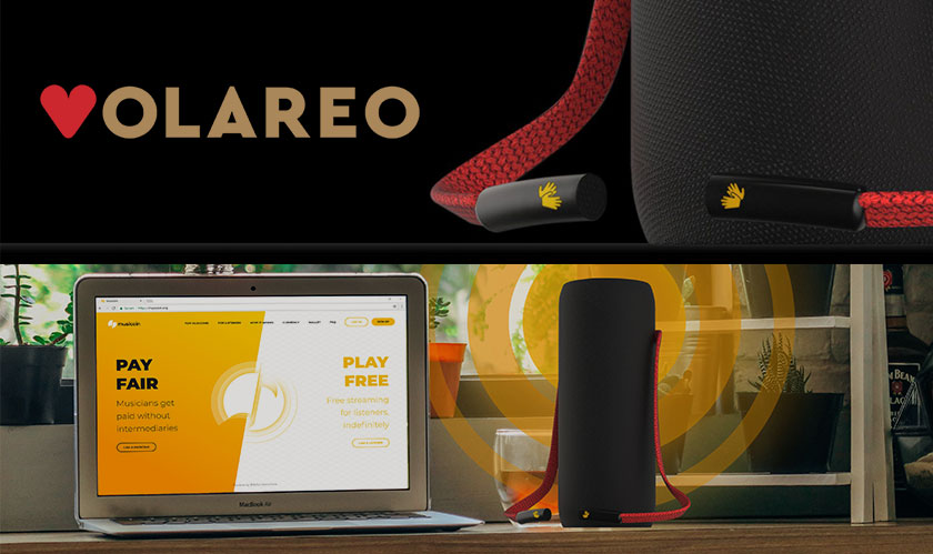 Volareo is not another Echo; it's a 'blockchain' smart speaker