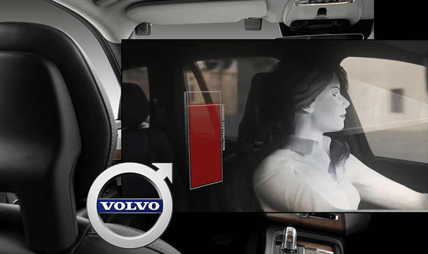 Drunk and distracted driving? Volvo will take care of that