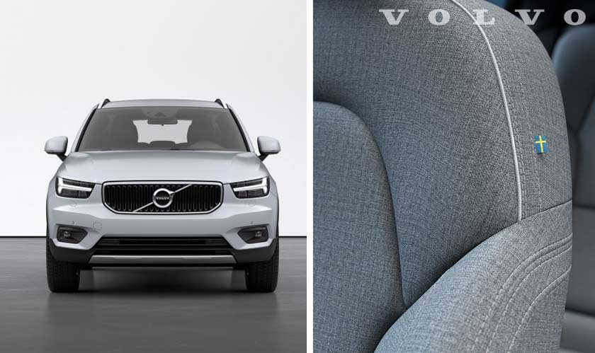 Volvo says all of its cars will be leather-free by 2030