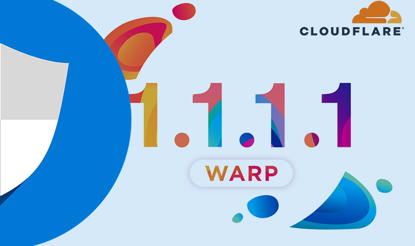 vpn on cloudflare 1111 app