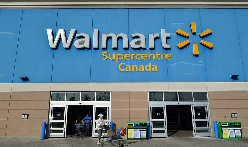 Walmart Canada to Spend C$3.5 Billion for E-Commerce Push