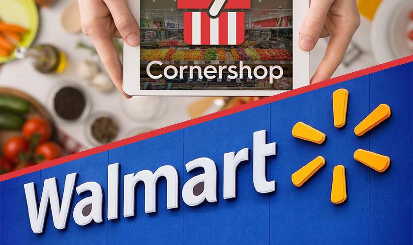 walmart acquires cornershop delivery