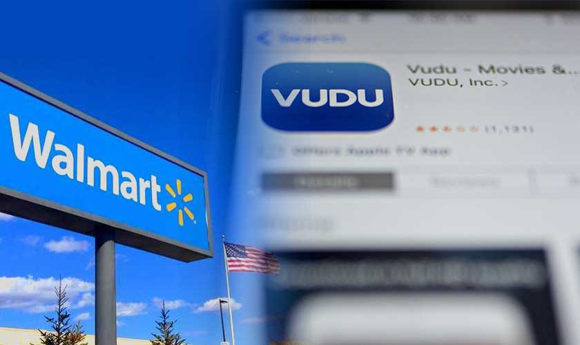Walmart scraps new video streaming platform to focus on Vudu