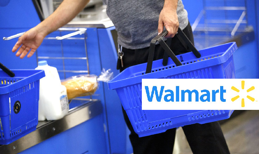 Walmart Brings out New Services with Personal Shoppers and Computer Cashiers
