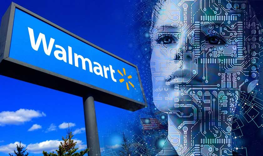 AI labs pop up in Walmart stores