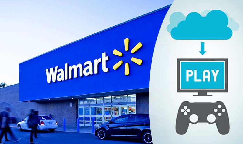 Walmart may be thinking about its own cloud gaming service