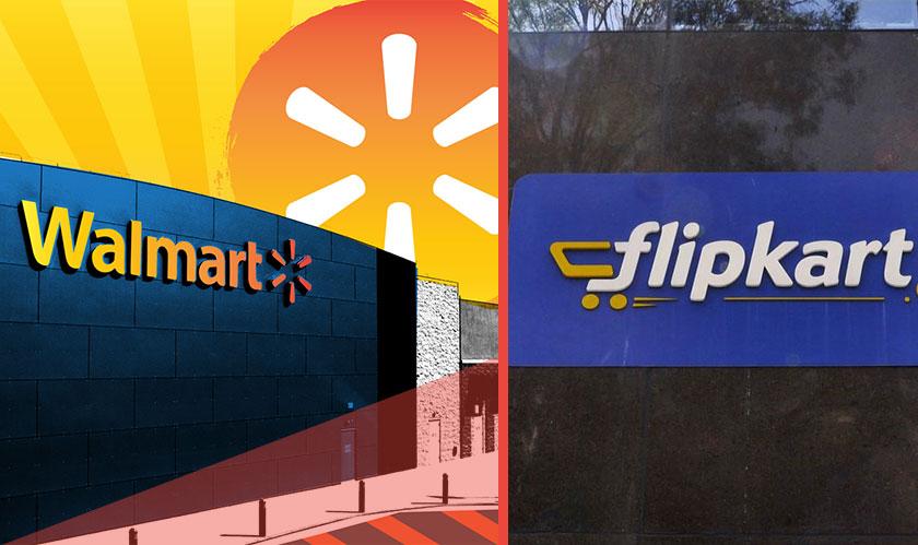 Walmart now owns 77% of Flipkart