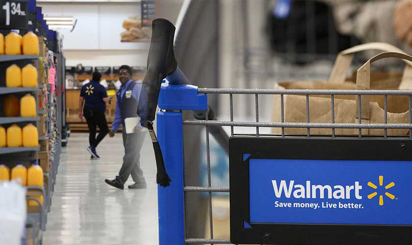 Walmart gets four more delivery partners