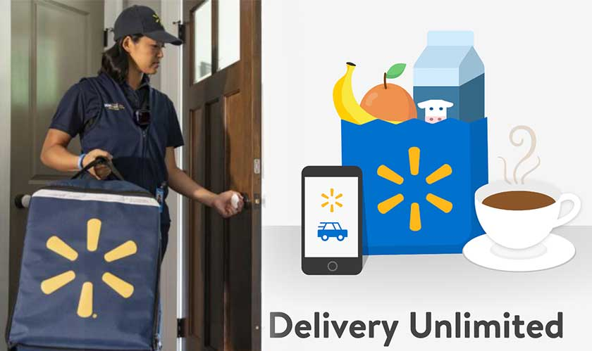 Delivery Unlimited from Walmart is redefining grocery deliveries
