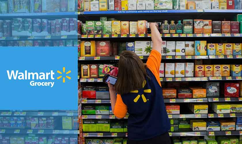 Research says Walmart is leading the US online grocery market