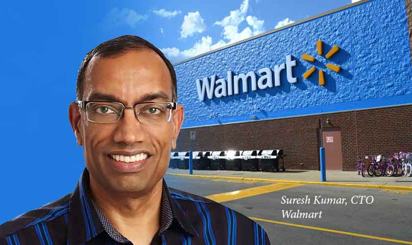 Walmart gets a new CTO