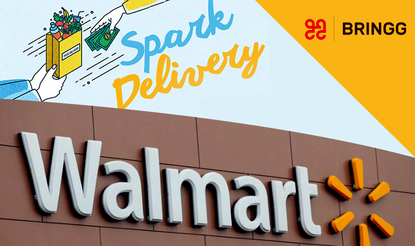 Walmart to launch Spark Delivery with Bringg
