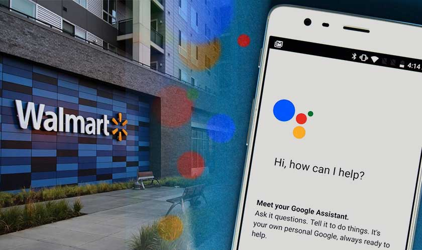 Walmart and Google Assistant partner to rival Amazon and Alexa